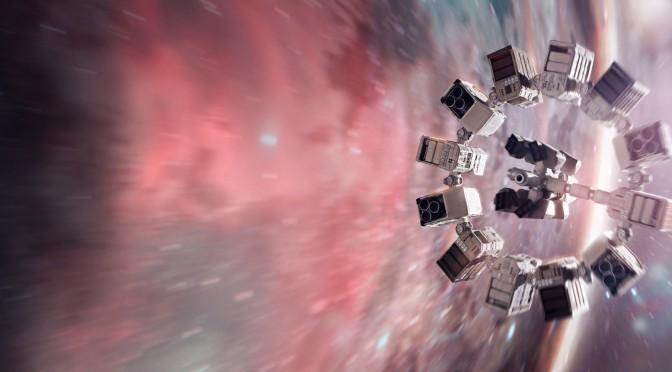 Interstellar - Láska drží galaxii pohromadě (100 %)