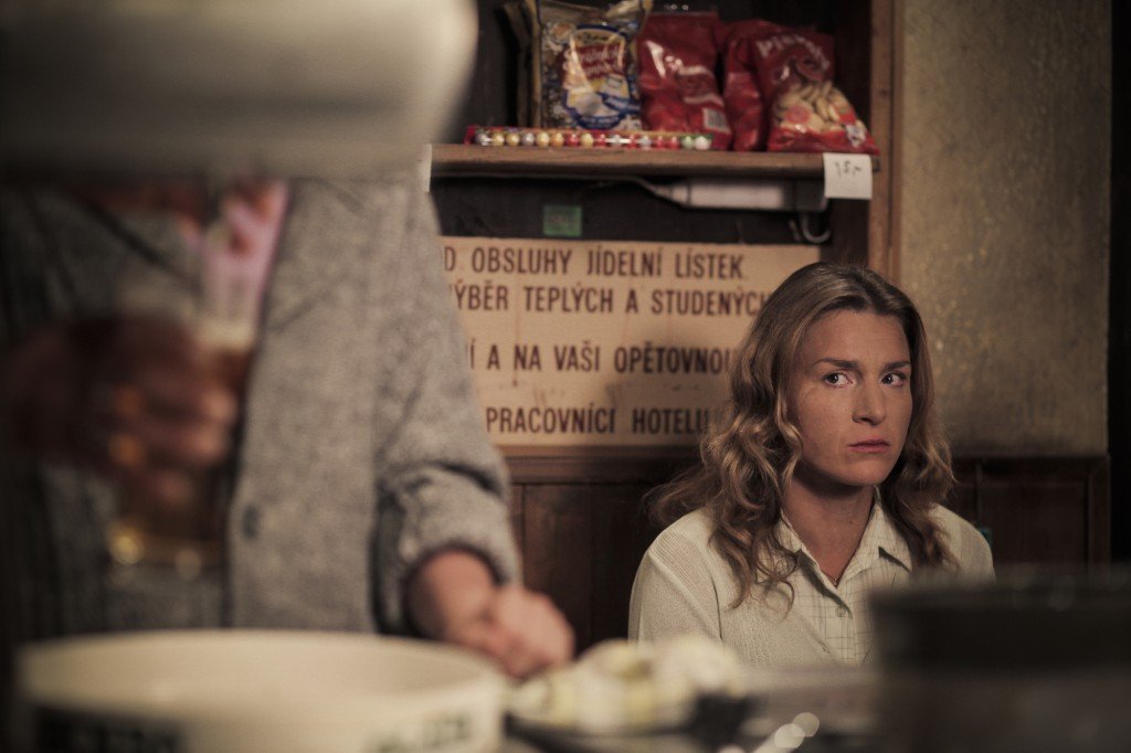 Nejlepší ženská role vedlejší - Lenka Krobotová (Díra u Hanušovic)