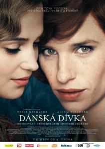 danska-divka-poster