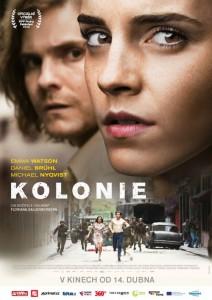 Kolonie-poster