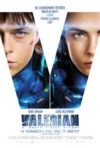 Trailer s českým dabingem: Valerian a město tisíce planet